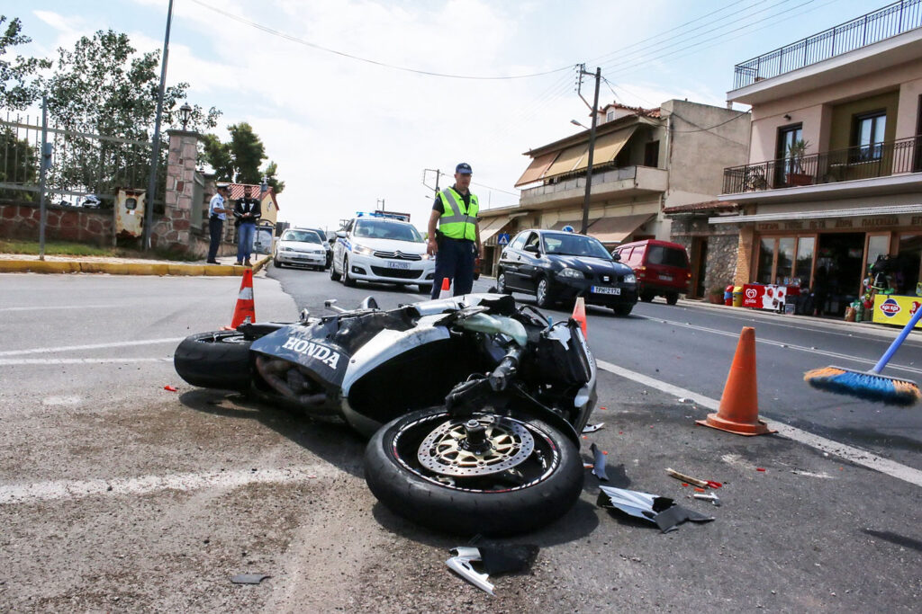 Motorcycle accident Pomponio Injury Law